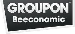 Groupon Beeconomic Trademark Logo